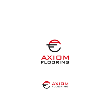 Axiom Flooring A Logo, Monogram, or Icon  Draft # 537 by FlosonArt