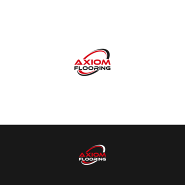 Axiom Flooring A Logo, Monogram, or Icon  Draft # 539 by FlosonArt