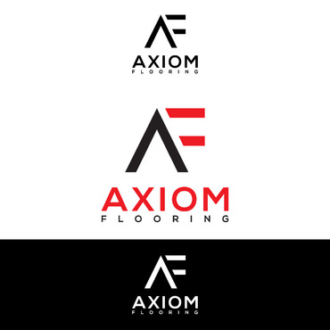 Axiom Flooring A Logo, Monogram, or Icon  Draft # 591 by carotart