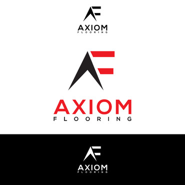 Axiom Flooring A Logo, Monogram, or Icon  Draft # 592 by carotart