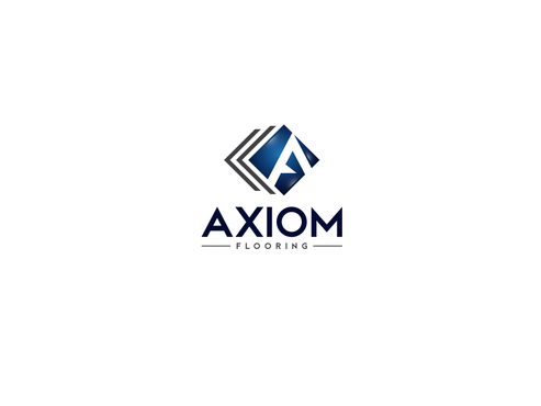 Axiom Flooring A Logo, Monogram, or Icon  Draft # 596 by falconisty