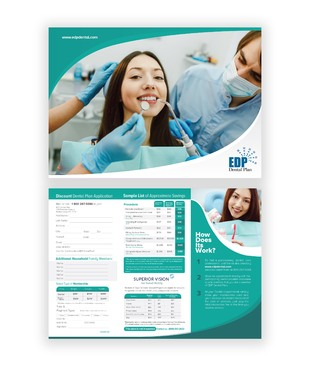 EDP Dental Plan Marketing collateral  Draft # 11 by jojocumi
