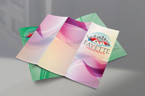 Fayette Cleaning Services, LLC Marketing collateral  Draft # 4 by khanBD
