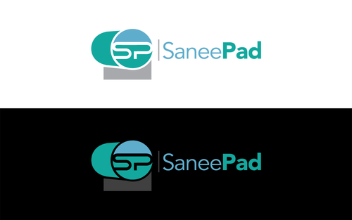 SaneePad A Logo, Monogram, or Icon  Draft # 88 by LogoSmith2