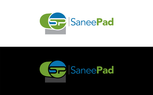 SaneePad A Logo, Monogram, or Icon  Draft # 89 by LogoSmith2