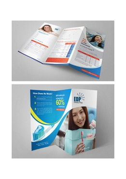 EDP Dental Plan Marketing collateral  Draft # 20 by jojocumi