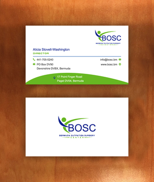 BOSC Bermuda Outpatient Surgery Center Business Cards and Stationery  Draft # 147 by habibm