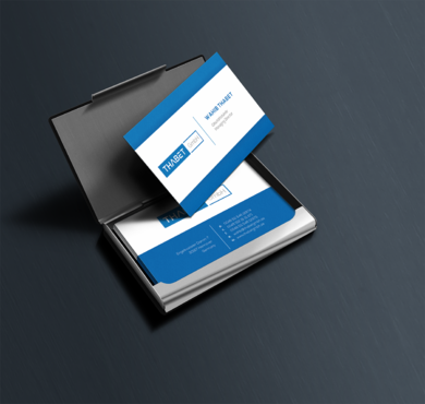 Thabet GmbH  Business Cards and Stationery  Draft # 140 by Thegrad