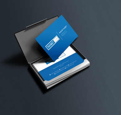 Thabet GmbH  Business Cards and Stationery  Draft # 143 by Thegrad