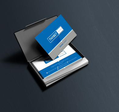 Thabet GmbH  Business Cards and Stationery  Draft # 163 by Thegrad