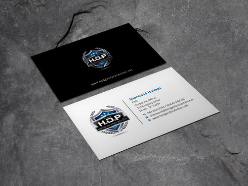 World Class Weapons Training & Security Company Since 1981 Business Cards and Stationery  Draft # 10 by Xpert