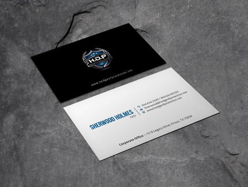 World Class Weapons Training & Security Company Since 1981 Business Cards and Stationery  Draft # 12 by Xpert