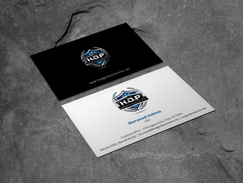 World Class Weapons Training & Security Company Since 1981 Business Cards and Stationery  Draft # 14 by Xpert
