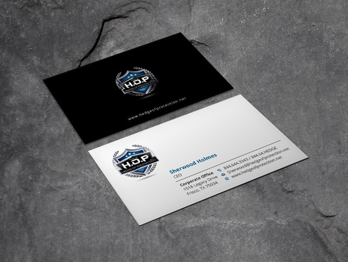 World Class Weapons Training & Security Company Since 1981 Business Cards and Stationery  Draft # 15 by Xpert