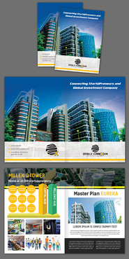 EUREKA CONNEXION Marketing collateral  Draft # 13 by design0107
