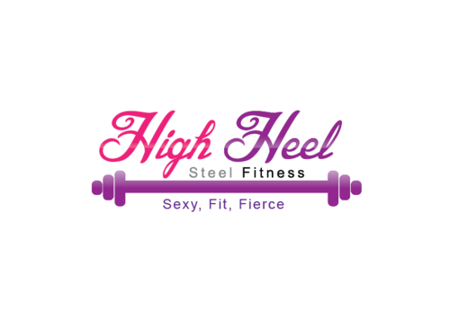 High Heel Steel Fitness A Logo, Monogram, or Icon  Draft # 6 by zameen