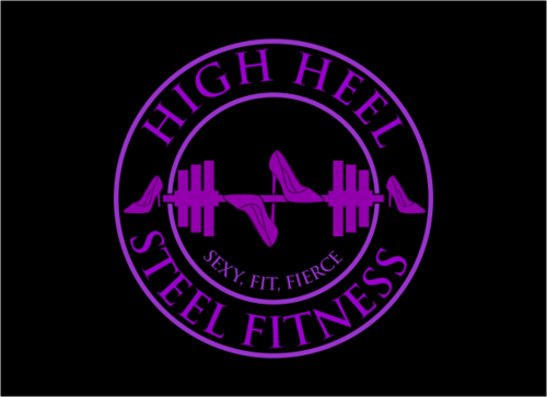 High Heel Steel Fitness A Logo, Monogram, or Icon  Draft # 20 by beejo