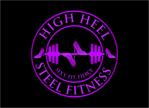 High Heel Steel Fitness A Logo, Monogram, or Icon  Draft # 21 by beejo