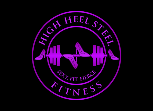 High Heel Steel Fitness A Logo, Monogram, or Icon  Draft # 22 by beejo