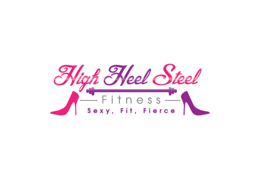 High Heel Steel Fitness A Logo, Monogram, or Icon  Draft # 32 by zameen