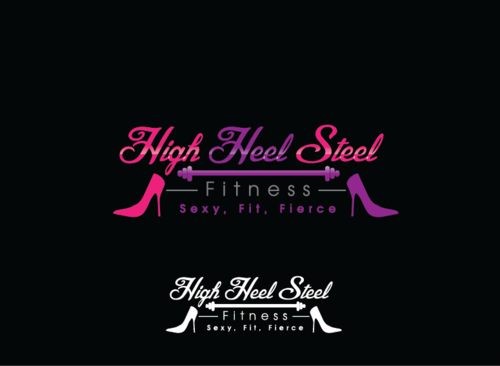 High Heel Steel Fitness A Logo, Monogram, or Icon  Draft # 33 by zameen