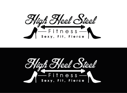 High Heel Steel Fitness A Logo, Monogram, or Icon  Draft # 34 by zameen