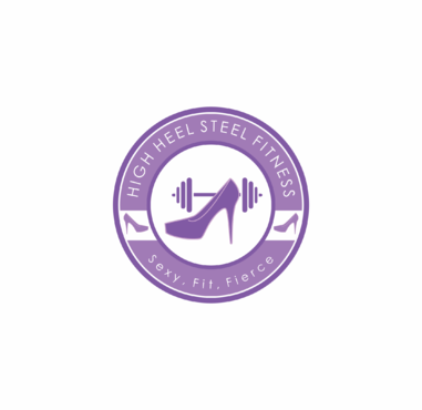 High Heel Steel Fitness A Logo, Monogram, or Icon  Draft # 36 by purplepatch