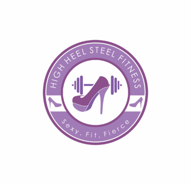 High Heel Steel Fitness A Logo, Monogram, or Icon  Draft # 37 by purplepatch