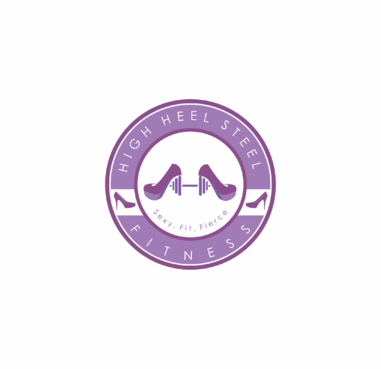 High Heel Steel Fitness A Logo, Monogram, or Icon  Draft # 38 by purplepatch