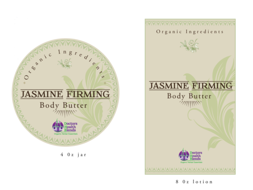 Jasmine Firming Body Butter Other  Draft # 1 by Firene