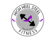 High Heel Steel Fitness A Logo, Monogram, or Icon  Draft # 55 by wanabud