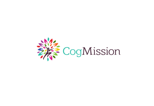 Cogmission Logo Winning Design by myson