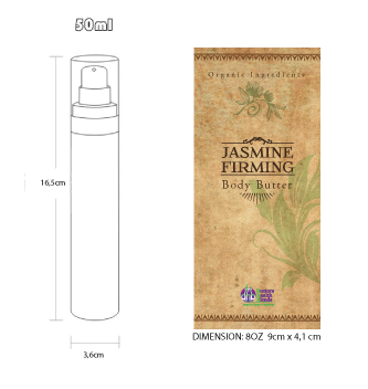 Jasmine Firming Body Butter Other  Draft # 5 by Firene