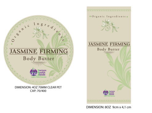 Jasmine Firming Body Butter Other  Draft # 6 by Firene