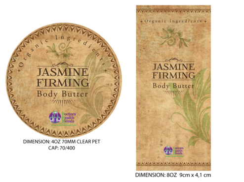 Jasmine Firming Body Butter Other  Draft # 7 by Firene