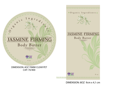 Jasmine Firming Body Butter Other  Draft # 8 by Firene