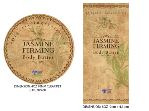 Jasmine Firming Body Butter Other  Draft # 9 by Firene