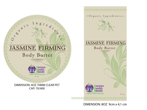 Jasmine Firming Body Butter Other  Draft # 11 by Firene