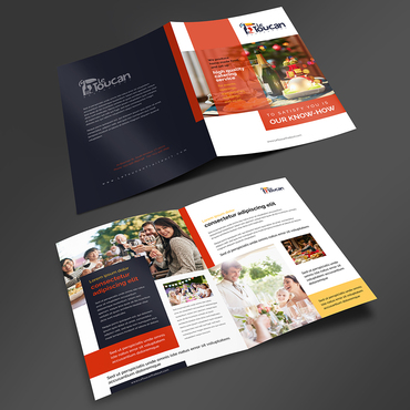 Le Toucan Traiteur Marketing collateral  Draft # 4 by ARTCO
