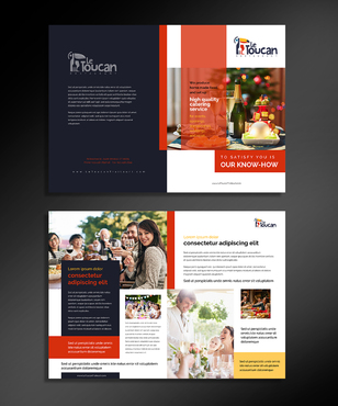 Le Toucan Traiteur Marketing collateral  Draft # 5 by ARTCO
