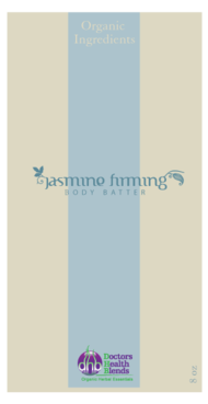 Jasmine Firming Body Butter Other  Draft # 18 by Firene