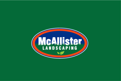 McAllister Landscaping A Logo, Monogram, or Icon  Draft # 3 by decentdesign