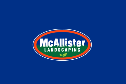McAllister Landscaping A Logo, Monogram, or Icon  Draft # 4 by decentdesign