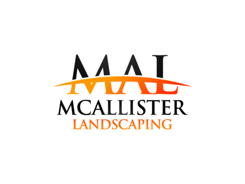 McAllister Landscaping A Logo, Monogram, or Icon  Draft # 8 by 067745