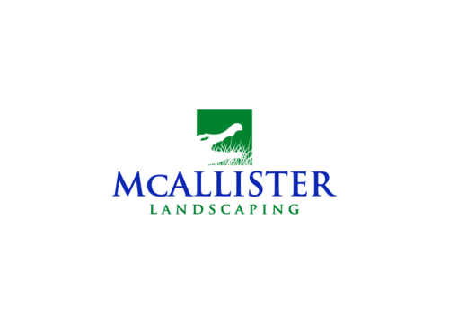 McAllister Landscaping A Logo, Monogram, or Icon  Draft # 29 by FauzanZainal