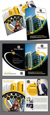 EUREKA CONNEXION Marketing collateral  Draft # 47 by design0107