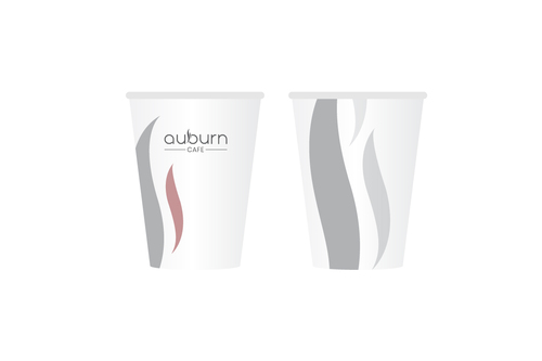Design by MasterDesign For Auburn paper cup