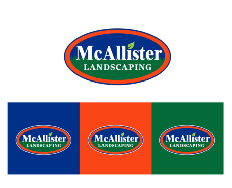 McAllister Landscaping A Logo, Monogram, or Icon  Draft # 70 by decentdesign
