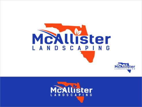 McAllister Landscaping A Logo, Monogram, or Icon  Draft # 71 by thebullet