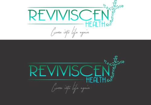 """Reviviscent Health"" A Logo, Monogram, or Icon  Draft # 278 by bajulijo"
